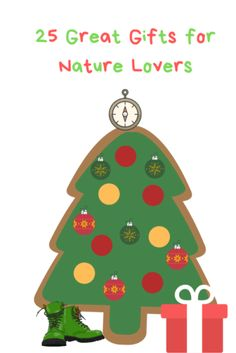 Wracking your brain over what to get for your outdoorsy uncle, mother or significant other? Here are 25 great gifts for the nature lovers in your life! Christmas Music, Christmas Bulbs, Black Diamond Headlamp, Keychain Multitool, Hello Weekend, Gifts For Nature Lovers, The Day Will Come, Stocking Stuffers, Great Gifts
