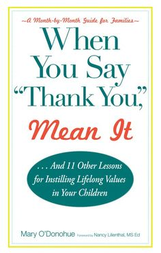 Teaching Gratitude (and other life lessons) (on Life With Levi)