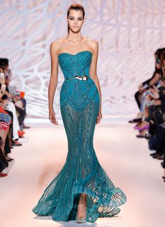 zuhair murad  Haute couture fall winter 2015 collection (34) - Stunning!