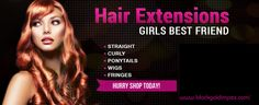 Get Shiny, silky soft hair that leaves an impression. Strong and functional hair that can be styled, colored, straightened and curled just like natural hair.