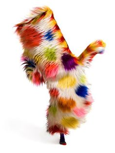 … from Nick Cave, artist~dancer