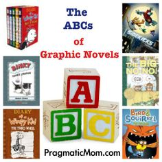 The ABCs for graphic novels