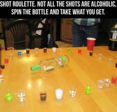 alcoholic game