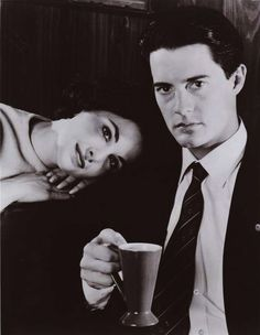 """""""Twin Peaks"""" for @Kelyn Ravn because she has just recently been given the DVDs and LOVES the series."""
