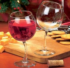 Every wine lover needs at least one stemware set – most choose a versatile option large enough for reds, and maybe pick up a few champagne flutes and call it