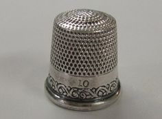 Hey, I found this really awesome Etsy listing at https://www.etsy.com/listing/179128954/fancy-old-sterling-silver-thimble