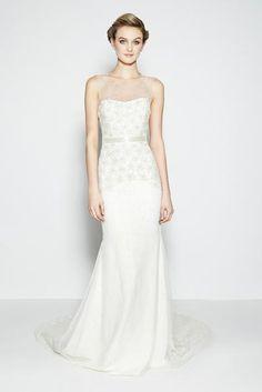 Nicole Miller Lookbook, spring 2015 gown