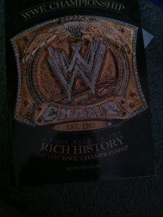 History of WWE Belt Wwe Books, Belt, History, Accessories, Belts, Historia, Jewelry Accessories