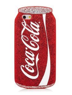 iPhone 6/6S Coke Can Silicone Case