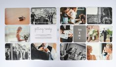 Project Life Wedding Album |