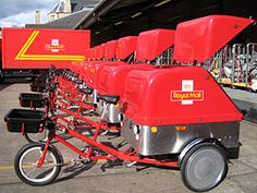 Royal Mail Delivery.....