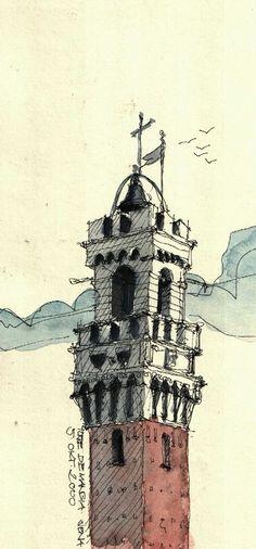 Torre de Mangia, Siena, 2000, I | by JochenSchittkowski