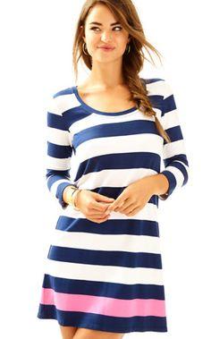 432c5b548e0ac9 Devon Dress | 23912 | Lilly Pulitzer White A Line Dress, Resort Wear For  Women