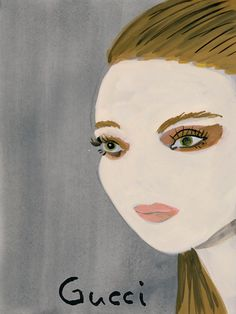 Golden Eyes - T Magazine Blog / Konstantin Kakanias