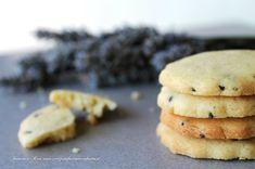 Biscotti lavanda miele e limone