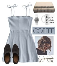 """""""Coffee date"""" by tlou14hurst ❤ liked on Polyvore featuring CoffeeDate"""