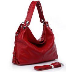 Kate Hobo in Red.
