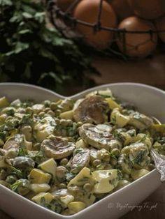 Vegetarian Recipes, Cooking Recipes, Healthy Recipes, Good Food, Yummy Food, Vegetable Dishes, I Foods, Salad Recipes, Potato Salad