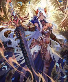 Fantasy Girl, Anime Fantasy, Dark Fantasy Art, Female Character Design, Character Design Inspiration, Character Concept, Character Art, Fantasy Characters, Anime Characters