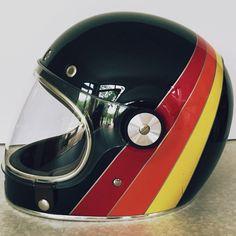 #caferacer #helmet