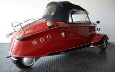 Messerschmitt - KR 200 Cabrio - 1960