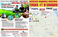 KURSUS SAT SURABAYA: Kursus TOEFL, IELTS, GMAT & GRE Terbaik di Indones...