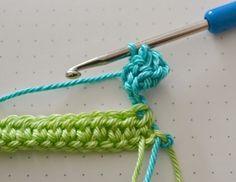 Elealinda projeto: Tutorial: Crochet Pom - 3 versões P5