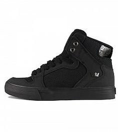 Shoes Teniși Supra Vaider black/black