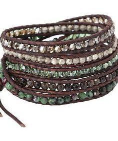 "Chan Luu 32"" Ruby Zoisite Mix Bracelet #accessories  #jewelry  #bracelets  https://www.heeyy.com/suggests/chan-luu-32-ruby-zoisite-mix-bracelet-ruby-zoisite-mix/"