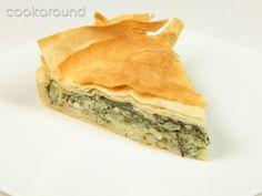 Focaccia con formaggio e spinaci: Ricette Grecia | Cookaround