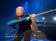 Joe Satriani of Chickenfoot blew the roof off The Fabulous Fox Theatre in St. Louis Click here for more photos and a review: http://www.examiner.com/review/chickenfoot-has-a-fabulous-party-at-the-fox-st-louis Photography, concert photography, live music, rock music, hard rock, heavy metal, guitars, music