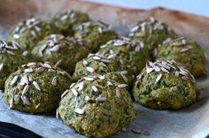 Opskrift: Glutenfri spinatboller | ELLE