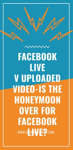 Remember when we first fell in love? Facebook Live was proud of us, it wanted to show us off to all its friends. But now, the excitement is over. Facebook Live has settled down and lost interest. We nudge it and ask, 'don't you want me to hang out with your friends anymore?' Facebook Live shrugs. #AmandasLiveTips #facebooklive #facebooklivemarketing #facebookvideomarketing #facebookvideotips #facebooklivetips #facebookmarketing #facebookforbusiness Facebook Video, For Facebook, Facebook Features, Facebook Marketing, I Want You, Falling In Love, About Me Blog, Lost, Friends