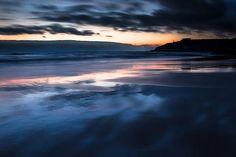 """Magical sunset""  by Edgar Laureano"
