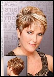 2018 Latest Short Hairstyles For 50 Year Old Woman Very Short Hair Short Hairstyles For Thick Hair Short Hair With Layers