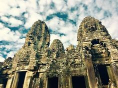 The Amazing Angkor Wat is just one of the many temples in Angkor Archaelogical Park in Siem Reap, Cambodia. Find where to capture an amazing Angkor Wat sunrise Siem Reap, Angkor Wat, Us Travel, Cambodia, Monument Valley, Sunrise, Park, Amazing, Nature