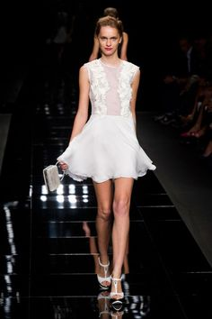 #Fashion Spring 2013 #Catwalk