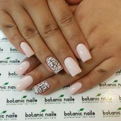 Topic for elegant nail colors : pretty nail colors for february Nail Art Designs, Colorful Nail Designs, Simple Nail Designs, Beautiful Nail Designs, Botanic Nails, Pretty Nail Colors, Pretty Nails, French Nails, Nagel Stamping