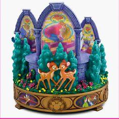 Disney globe thing