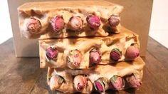 Rose all natural soap סבון ורדים טבעי, סבונים מעוצבים הילה סבונים טבעיים Hila All Natural Soaps - YouTube