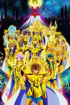 Saint Seiya Gold's