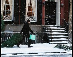 Tiffany & Co *Christmas 2010* by Peter Lindbergh