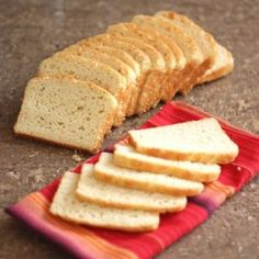 This is soft and fluffy gluten free sandwich bread that tastes great and can be sliced incredibly thin. I have never sliced a loaf of whole wheat bread this thinly. I average about 2-3 slices for every inch of this bread. An 8 1/2″ loaf pan usually results in about 20 slices. Sliced thick orRead More