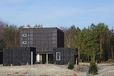 Unieke luxe ecolodges met sauna en hottub, in duinlandschap aan natuurgebied