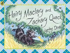 Hairy Maclary and Zachary Quack (Hairy Maclary and Friends): Amazon.co.uk: Lynley Dodd: 9780141330969: Books