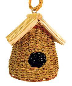 Another great find on #zulily! Seagrass Nesting Hut #zulilyfinds