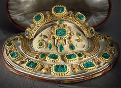 Royal decorations. Museum of Stockholm