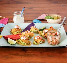 """Cinco de Mayo gives you an excuse to eat all of the tacos you want, right? Stuffed Jalapeño """"Taco"""" Bites are calling your name!"""