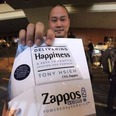 5 Things Tony Hsieh Does That You Can Do - Tomorrow
