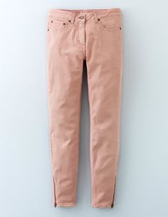 Zip Ankle Skimmer Jean WC171 Jeans at Boden
